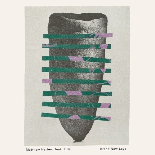 Matthew Herbert Feat. Zilla - Brand New Love. Special Request Rmx - HYPE061 - HYPERCOLOR