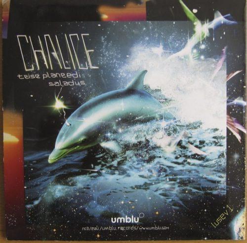 Stella / Chalice - First Kiss / Teise Planeedi Saladus - LUSEV1 - UMBLU