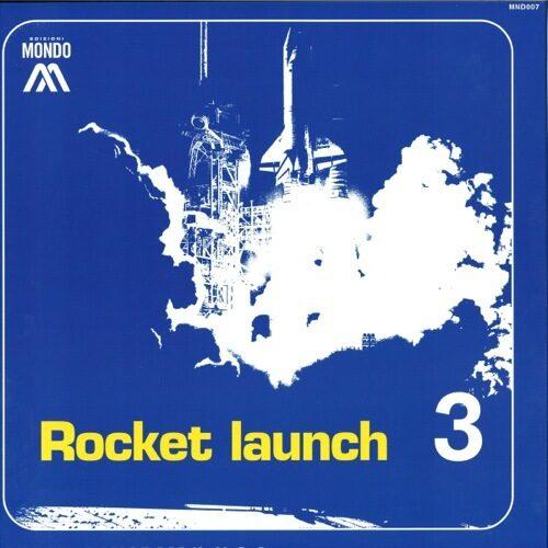 Odeon - Rocket Launch. L.U.C.A. Rmx - MONDO007 - EDIZIONI MONDO