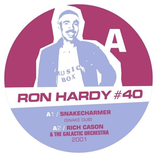 Various - R.D.Y# 40 (ron Hardy) - RDY40 - RON HARDY