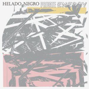Helado|Negro - Private Energy (Expanded) - RVNGNL39 - RVNG INTL