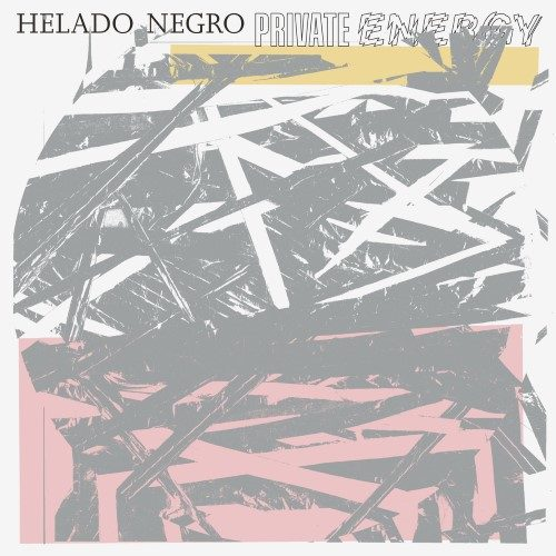 Helado|Negro - Private Energy (Expanded) - RVNGNL39 - RVNG INTL