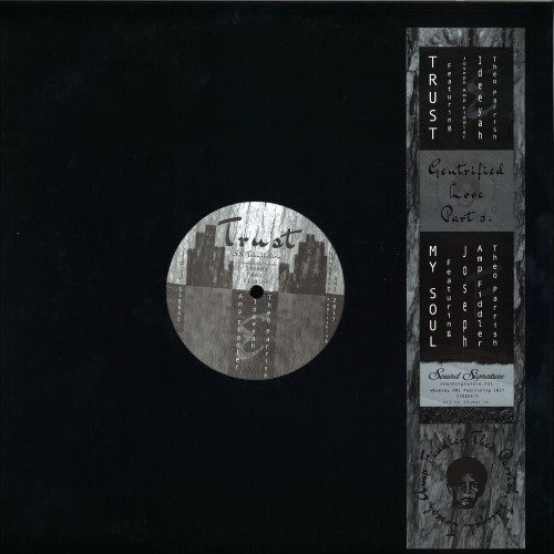 Theo Parrish - Gentrified Love Part 3 - SS066 - SOUND SIGNATURE