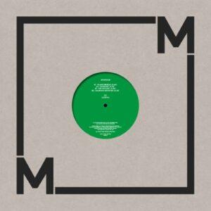 Workdub - Workdub E.P - MFM012 - MUSIC FROM MEMORY