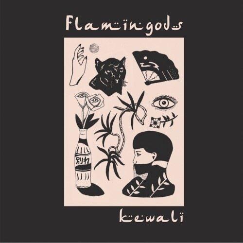Flamingods - Kewali Ep - MOSHI254 - MOSHI MOSHI