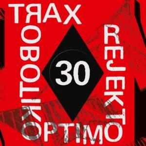 Robotiko Rejekto - Rejekto! - OT030 - OPTIMO TRAX