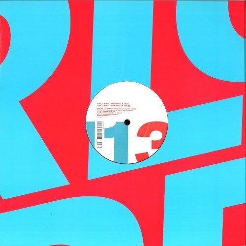 Villa H2H - Villa H2H / Villalobos Remix - PERLON113 - PERLON