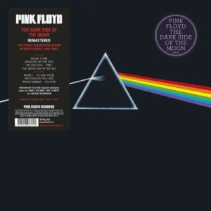 Pink Floyd - The Dark Side Of The Moon - 5099902987613 - PINK FLOYD RECORDS
