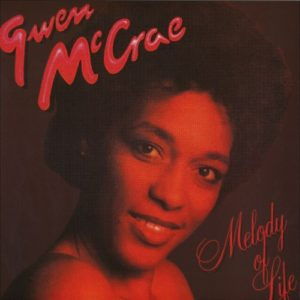 Gwen Mccrae - Melody Of Life - CAT-2614 - CAT