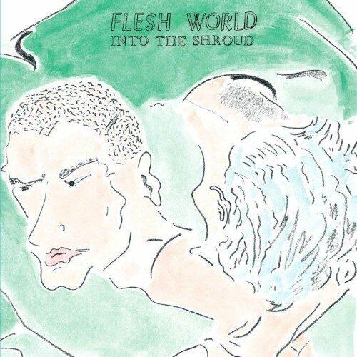 Flesh World - Into The Shroud - DE182 - DARK ENTRIES