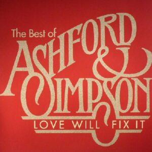 Ashford & Simpson - Love Will Fix It: The Best Of Ashford & Simpson - GLRLP0004 - GROOVELINE RECORDS