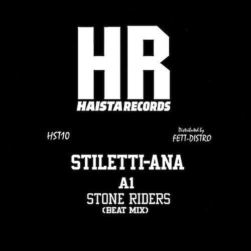 Stiletti-Ana - Stone Riders - HST10 - HAISTA