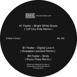 Feater - Remix Ep