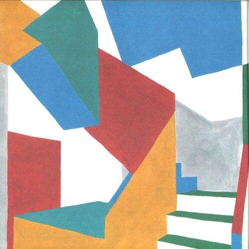 Peverelist - Tessellations - LIVITY024 - LIVITY