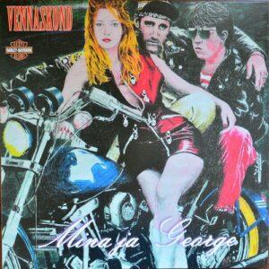 Vennaskond - Mina Ja George - MUMM-11 - MUMM RECORDS