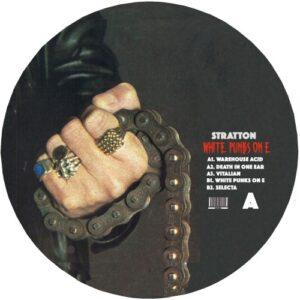 Stratton - White Punks On E - NATURAL011 - NATURAL SCIENCES