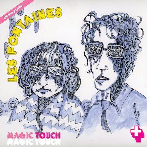 Les Fontaines - Magic Touch - PAPLUS31 - PAPER+SOUND