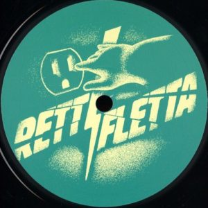 Christian Engh - Snurrbass Ep - RIF011 - RETT I FLETTA