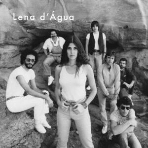 Lena D' Agua - Jardim Zoológico (original Sleeve