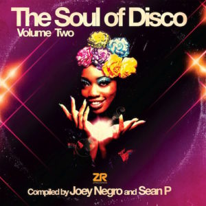 Joey Negro & Sean P Presents - The Soul Of Disco Vol.2 - ZEDDLP010 - Z RECORDS