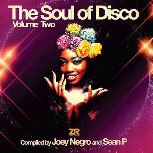 Joey Negro & Sean P Presents - The Soul Of Disco Vol.2 - ZEDDLP010 - Z RECORDS