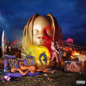 Travis Scott - Astroworld - 0190758883618' - EPIC