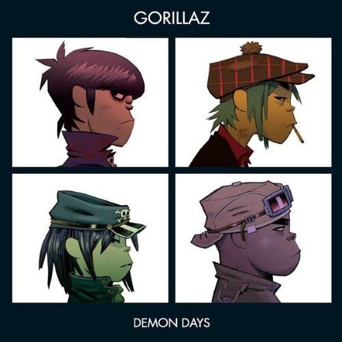 Gorillaz - Demon Days - 543394-1 - WARNER