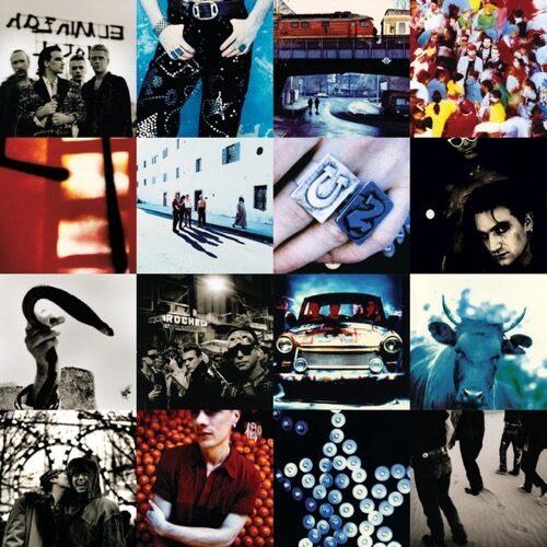 U2 - Achtung Baby (2LP Re-M 2018) - 602557970098 - ISLAND