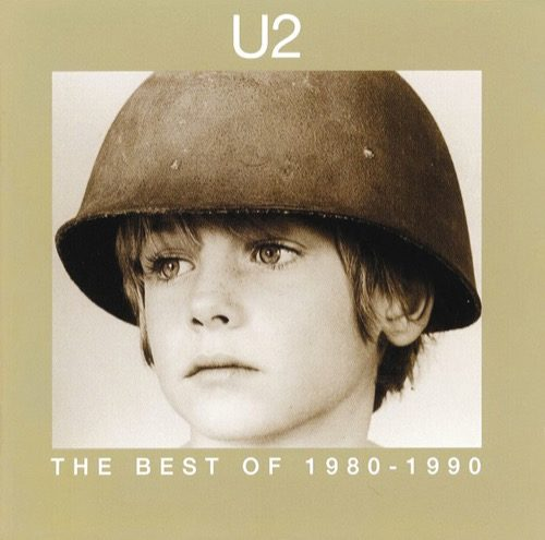 U2 - Best Of 1980-1990 (2LP Re-M 2018) - 602557970890 - ISLAND