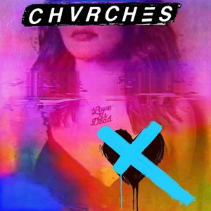 Chvrches - Love Is Dead (CLEAR Vinyl) - 602567513469 - VIRGIN