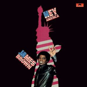 Brown|James - Hey America -Hq- - 700129 - POLYDOR