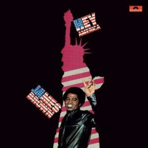 Brown|James - Hey America -Hq- - 700129 - POLYDOR