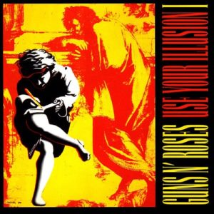 Guns N'roses - Use Your Illusion 1 - 720642441510 - GEFFEN