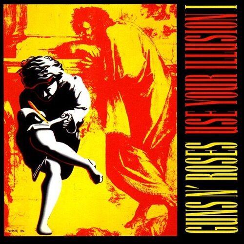 Guns N'roses - Use Your Illusion 1 - 720642441510 - GEFFEN