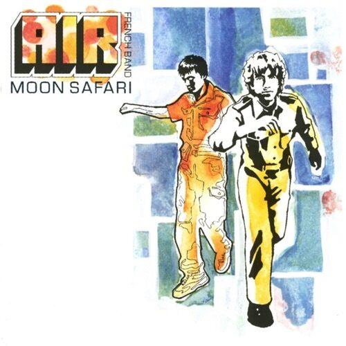 Air - Moon Safari - 724384497811 - PARLOPHONE