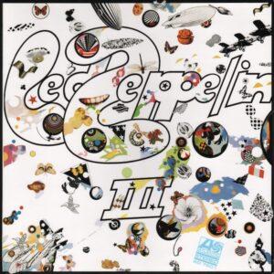 Led Zeppelin - III - 81227965761 - ATLANTIC
