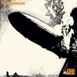 Led Zeppelin - I - 81227966416 - ATLANTIC