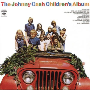Cash Johnny - The Johnny Cash Children's Album - 88985376351 - COLUMBIA