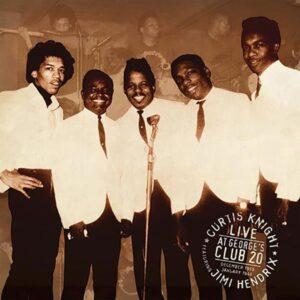Knight Curtis Feat. Jimi Heendrix - Live At George's Club 20 - 88985410171 - DAGGER RECORDS
