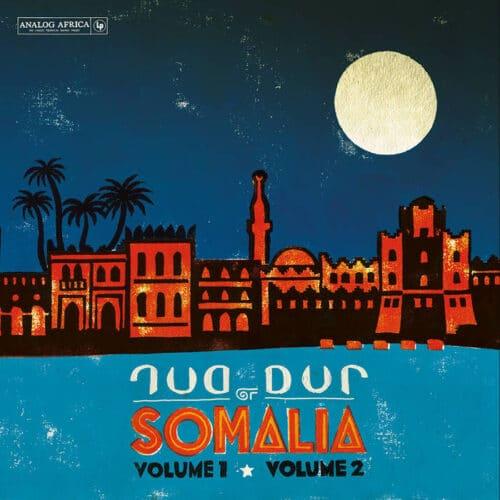 Dur Dur Of Somalia - Volume 1 ? Volume 2 - AALP087 - ANALOG AFRICA