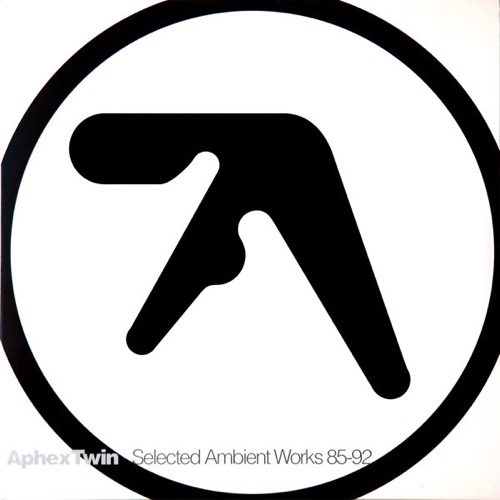 Aphex Twin - Selected Ambient Works 85 - 92 - AMB3922LP - APOLLO