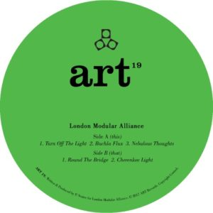 London Modular Alliance - Turn Off The Light Ep - ART19 - APPLIED RHYTHMIC TECHNOLOGY