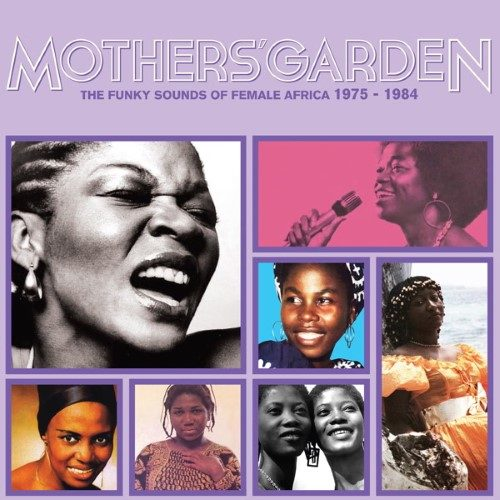 Various - Mothers Garden (Funky Sounds Of Female Africa) - ASVN022 - AFRICA SEVEN