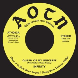 Infinity - Queen Of My Universe - ATH063 - ATHENS OF THE NORTH