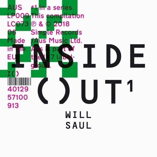 Will Saul - Inside Out - AUSLP009 - AUS MUSIC