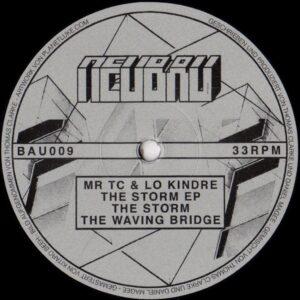 Mr Tc & Lo Kindre - The Storm - BAU009 - NEUBAU