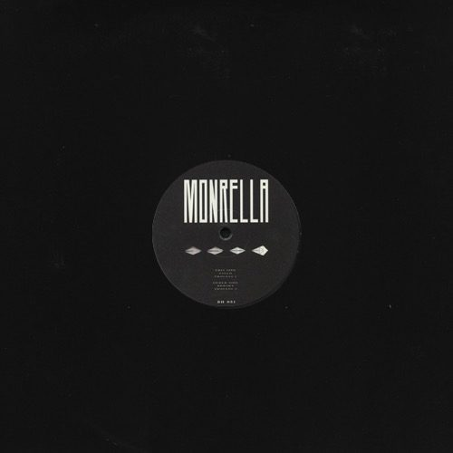 Monrella - Process & Report Ep - BH051 - BERCEUSE HEROIQUE