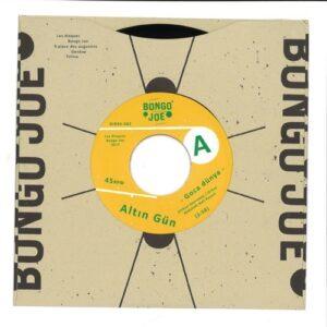 Altin Gun - Goca Dnya - BJR45-002 - BONGO JOE