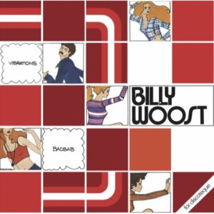 Billy Woost - Vibrations - BSTX025 - BEST ITALY
