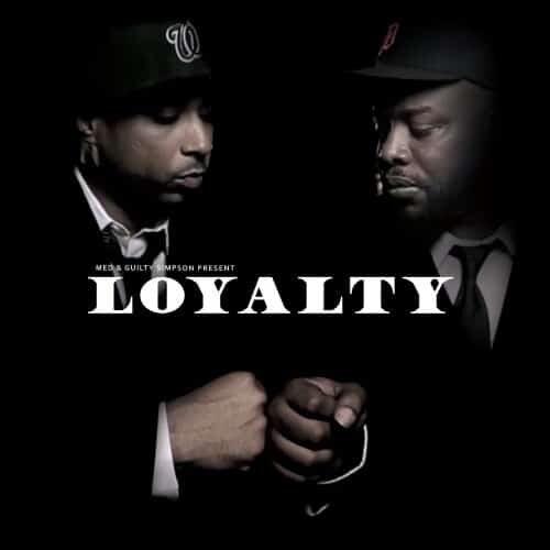 Med & Guilty Simpson - Loyalty - BYH009 - BANG YA HEAD